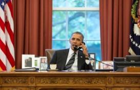Percakapan Telepon Obama-Putin: AS Siap Beri Sanksi ke Rusia