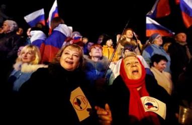 Referendum Crimea: Muslim Tatar Boikot Referendum