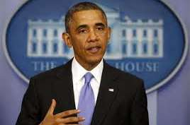 REFERENDUM KRIMEA: Obama, Tak Akan Pernah Akui Krimea