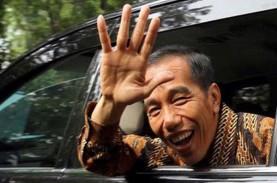 Percakapan Dunia Maya, Jokowi Menang Pilpres