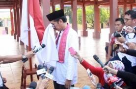 Diterpa Kritikan, Elektabilitas Jokowi Stabil