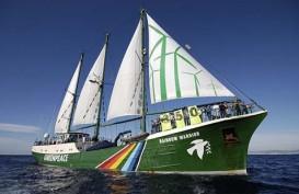 Terobos Fasilitas Nuklir, 57 Aktivis Greenpeace Ditangkap di Prancis
