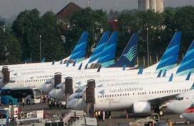 Garuda dan Sriwijaya Air Ambil Alih Rute Merpati ke Timika