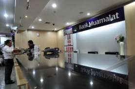 Transaksi E-Channel Bank Muamalat Tumbuh 64%