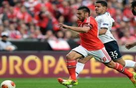 Liga Europa 2014: Tahan Spurs 2-2, Benfica Melaju dengan Agregat 5-3