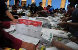 Pemilu 2014: Kota Balikpapan Selesaikan Pelipatan Surat Suara Lebih Cepat