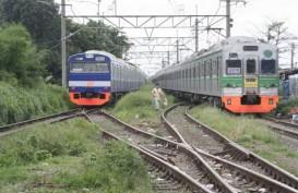 Jalur KA Tawang-Tanjung Emas Semarang Rampung 2015