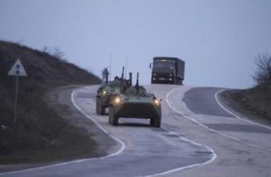 Rusia Caplok Pangkalan AL Ukraina