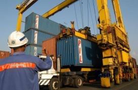 Kereta Pelabuhan Tanjung Emas Dongkrak Bongkar Buat 25%