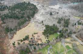108 Orang Hilang Akibat Tanah Longsor di  Washington