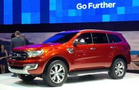 Ford Perkenalkan Everest Concept di Bangkok Motor Show 2014
