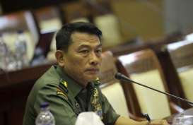 Agum Dukung Panglima TNI Jenderal Moeldoko Jadi Cawapres