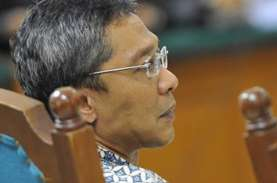 Pengadilan Tinggi DKI Perberat Hukuman Fathanah