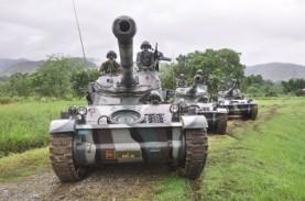 Pindad Pacu Produksi Tank AMX-13