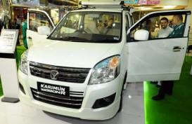 Suzuki Pameran di Mall Dongkrak Penjualan
