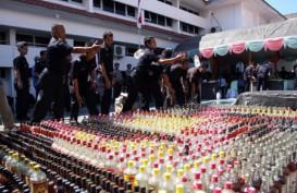 Industri Minuman Alkohol Tetap Tertutup