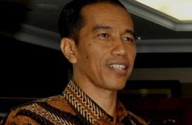 Jokowi Didampingi Rano Karno Blusukan ke Pasar Tradisional Banten