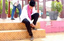 Jokowi Didampingi Rano Karno Temui Keturunan Sultan Banten