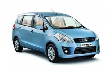 Berkat Ertiga dan Wagon, Mobil Penumpang Dominasi Penjualan Suzuki