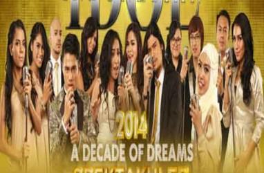 Indonesian Idol 2014: Ditantang Rock, Husein di Atas Angin
