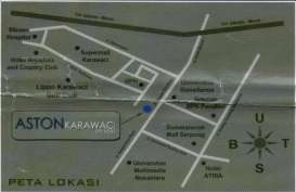 MAP dan Archipelago Pre Launching Aston Karawaci City Hotel