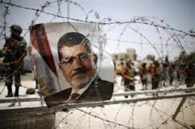 Pengadilan Mesir Hukum Mati Dua Pendukung Moursi