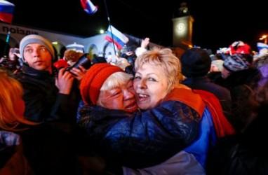 Crimea Samakan Pengaturan Waktu Dengan Moskow