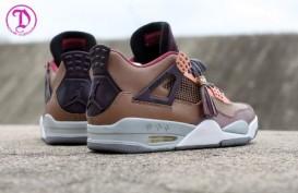 Louis Vuitton Luncurkan Sepatu Sneakers Don Jordan IV
