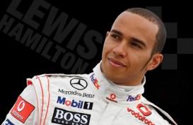 Grand Prix Malaysia, Hamilton Pimpin Mercedez Raih Kemenangan