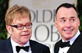 PERNIKAHAN SEJENIS: Elton John Nikahi David Furnish Mei 2014