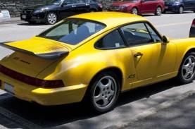 Semester I, Penjualan Porsche Tumbuh Lambat
