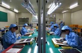 Manufaktur China dan Eropa Melunak, AS Merajai