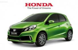 Inikah Wajah Baru Honda Brio?
