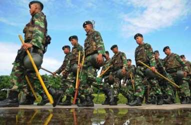 TNI AD Petakan Wilayah Rawan Konflik Selama Pemilu