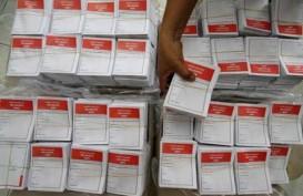PILEG 2014: KPU Yogyakarta Bakar 3.344 Surat Suara