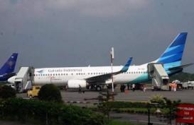 Slot Garuda di Bandara Halim PK Belum Jelas