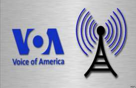 Krisis Ukraina: Rusia Bredel Radio Voice of America