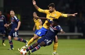 JADWAL LIGA EUROPA: Juventus vs Lyon, Preview  & Line UP (SCTV)