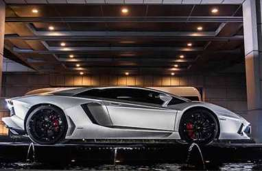Lamborghini Aventador Jackie Chan Edition Dirancang