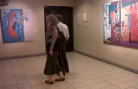 Yanuar Ernawati Pamerkan 15 Koleksi Lukisan di Taman Ismail Marzuki