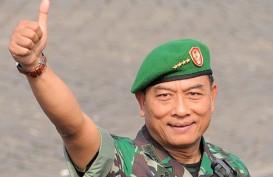 Moeldoko: Tak ada Kelompok-kelompok di Tubuh TNI