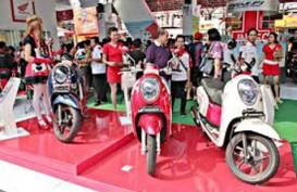 Honda Kuasai 63% Pasar Sepeda Motor Nasional