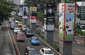 Pajak Reklame DKI Naik 25% Mulai Bulan Ini
