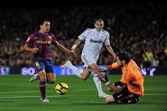 FINAL COPA DEL REY 2014: Barcelona vs Real Madrid, El Clasico di Mestalla (RCTI)