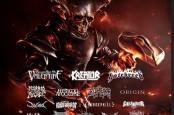 Hammersonic Festival: Band Metal Dunia Bakal Getarkan Senayan