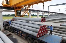 Luncurkan Pipa Baru, Waskita Karya Tambah Kapasitas Produksi
