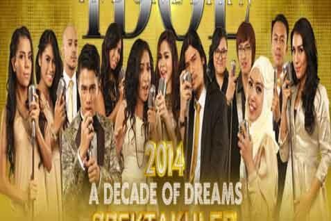 Finalis Indonesian Idol - Indonesianidol.com