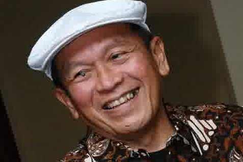 Pasar seni lukis sepertinya bakal hinggap kepada pendiri Teaeter Mandiri itu. Selamat ulang tahun Putu Wijaya.  - bisnis.com
