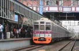 Commuter Line Terlambat, Penumpang KRL Jabodetabek Numpuk di Bogor
