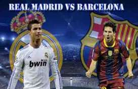 KLASEMEN LIGA SPANYOL:  Barca & Real Madrid Bersaing Gusur Atletico Madrid